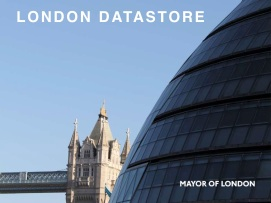 London Plus AGM - Datastore presentation